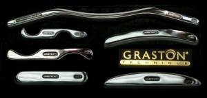 Graston instrument kit
